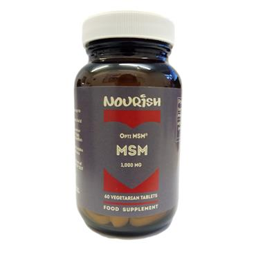 Nourish MSM 1000mg 60s