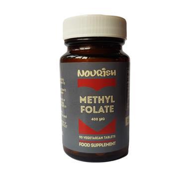 NOURISH METHYL FOLATE 90s (Folic Acid)