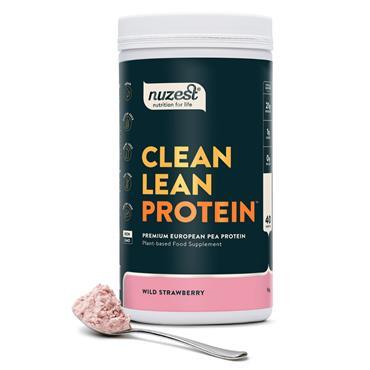 Nuzest Clean Lean Protein Strawberry 1kg