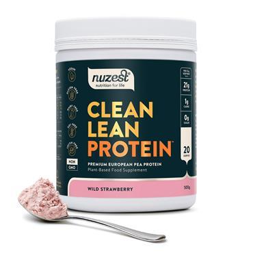 Nuzest Clean Lean Protein Strawberry 500g