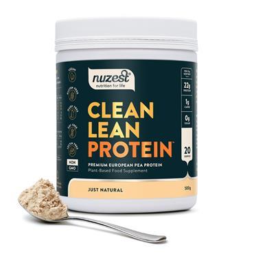 Nuzest Clean Lean Protein Just Natural 500g