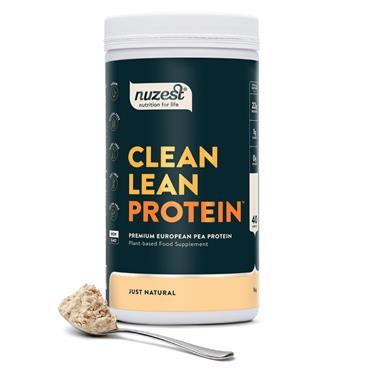 Nuzest Clean Lean Protein Just Natural 1Kg