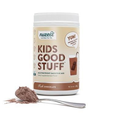 Nuzest Kids Good Stuff Rich Chocolate 225g