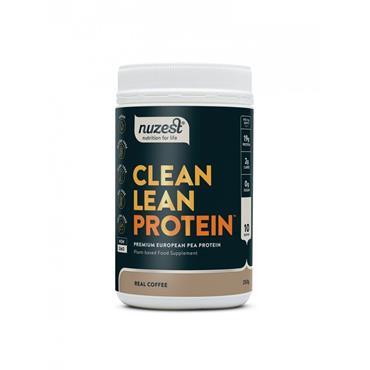 Nuzest Clean Lean Protein Real Coffee 250g