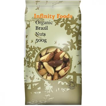Infinity Organic Brazil Nuts