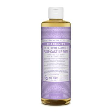 Dr Bronner's Lavender Castile Liquid Soap