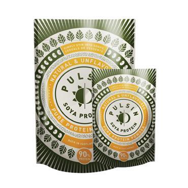 Pulsin Soya Protein Powder