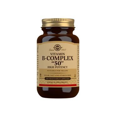 "Solgar Vitamin B Complex ""50"""