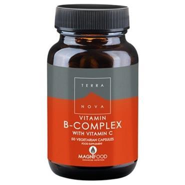 Terra Nova B-Vitamin Complex with Vitamin C