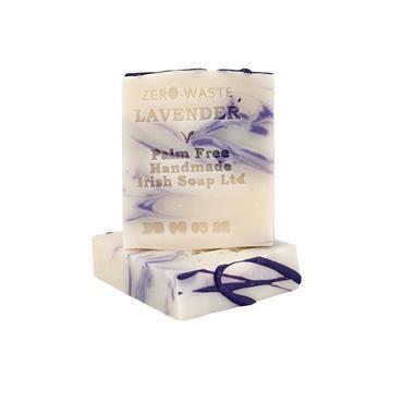 Palm Free Irish Soap Lavender