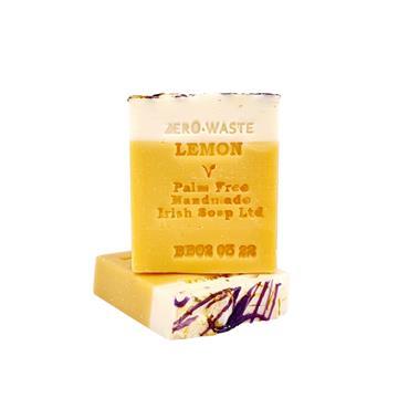 Palm Free Irish Soap Lemon