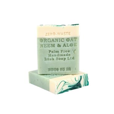 Palm Free Irish Soap Aloe & Neem