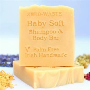 Palm Free Baby Shampoo Bar