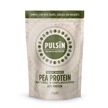 Pulsin Pea Protein Powder