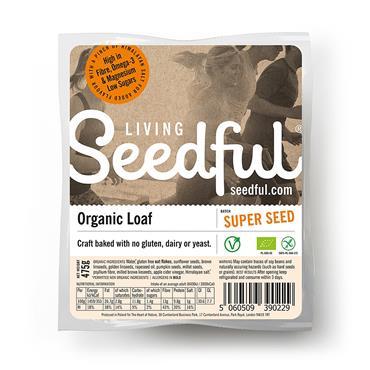 Living Seedful Original Bread Loaf 475g