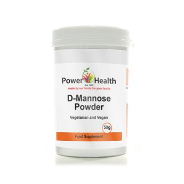 Power Health D Mannose 50g Powder