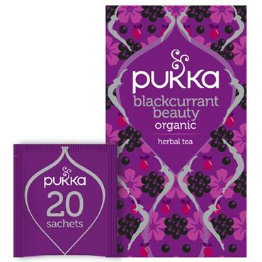 Pukka Blackcurrant Beauty 20 teabags