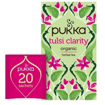 Pukka Tulsi Clarity 20s