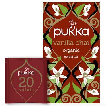 Pukka Vanilla Chai Tea 20s