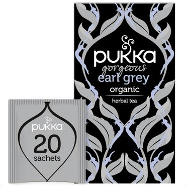 Pukka Gorgeous Earl Grey Tea 20s