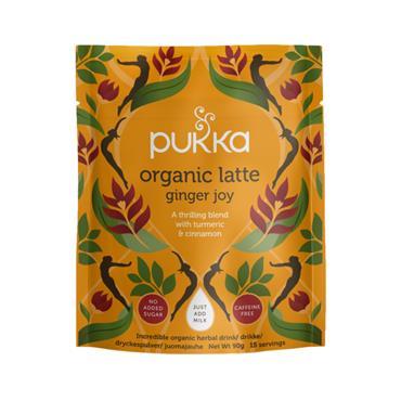 Pukka Organic Ginger Joy Latte 90g
