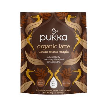 Pukka Cacao Maca Magic Organic Latte 90g