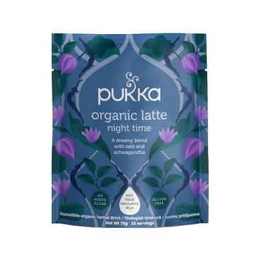 Pukka Organic Night Time Latte 72g