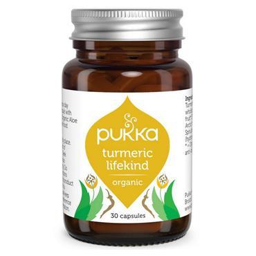 Pukka Turmeric Lifekind Capsules 30s
