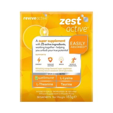 Revive Zest Active 30s