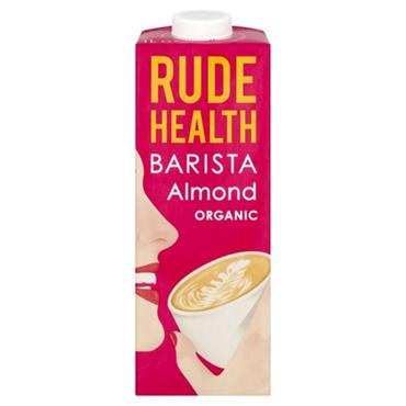 Rude Health Organic Almond Barista Drink 1L