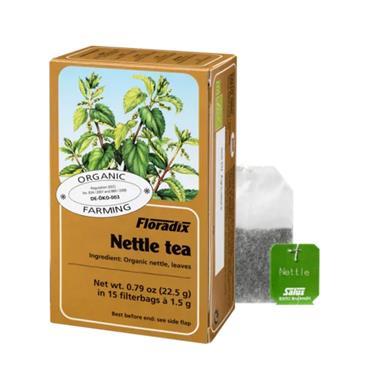 Salus Organic Nettle Teabags 15s