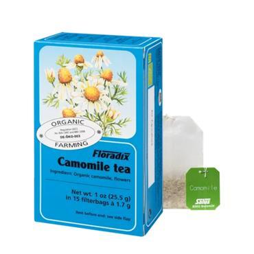 Salus Organic Chamomile Teabags 15s