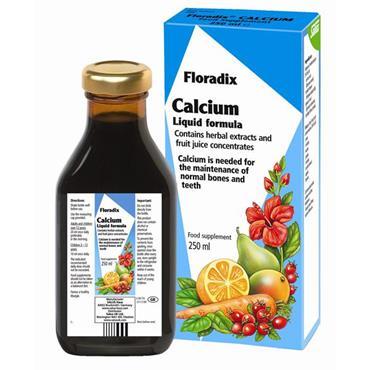 Salus Floradix Calcium Liquid 250ml