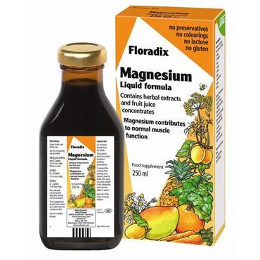 Salus Floradix Magnesium Liquid 250ml