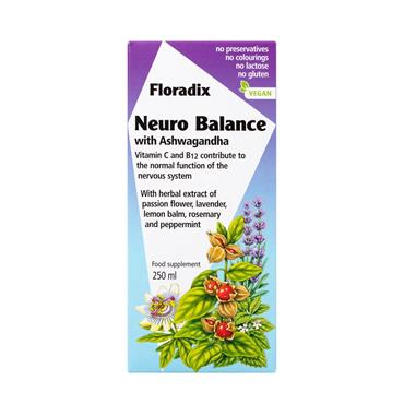 Salus Floradix Neuro Balance 250ml