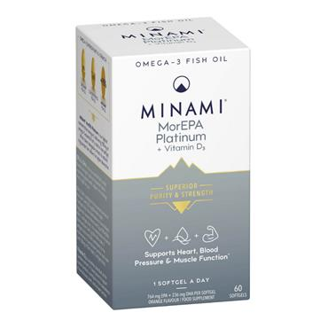 Minami Nutrition MorEPA Platinum 60s