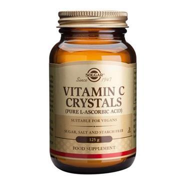 Solgar Vitamin C Crystals Powder 125g