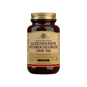 Solgar Glucosamine HCL 1000mg Tablets 60s