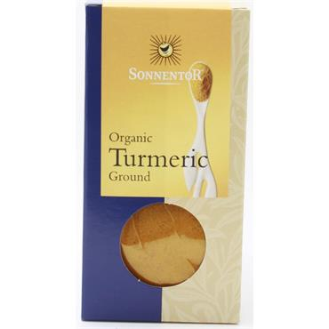 Sonnentor Organic Ground Turmeric 40g