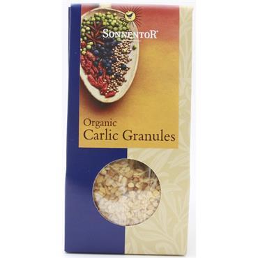 Sonnentor Organic Garlic Granules 40g