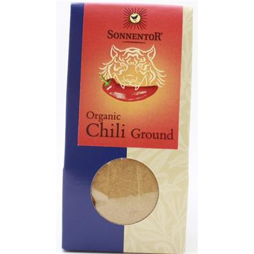 Sonnentor Organic Chili Ground 40g