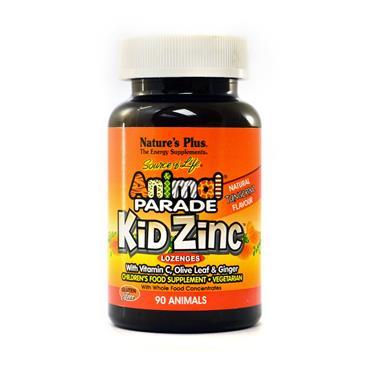 Nature's Plus Animal Parade Kids Zinc Lozenges 90s