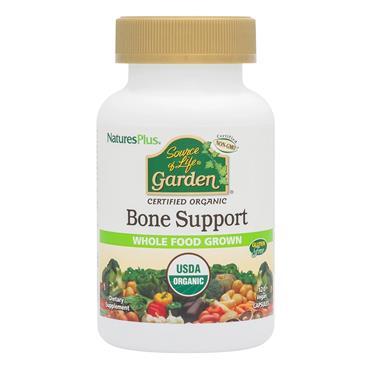 Nature's Plus Source of Life Garden Bone Support Veg Caps 120s