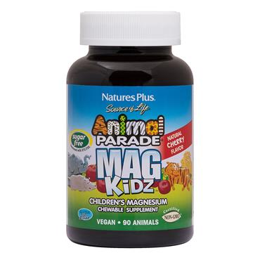 Nature's Plus Animal Parade Magnesium Kidz Chewable 90s