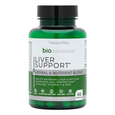 NAT BIOADV LIVER SUPPORT 60