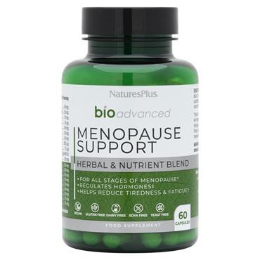 NAT BIOADV Menopause Support 60s
