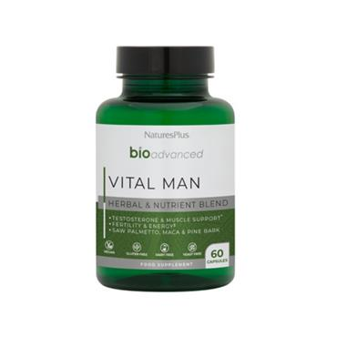 Nature's Plus BioAdvanced Vital Male 60s