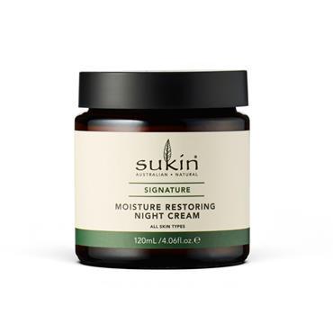 Sukin Moisture Restoring Night Cream 125ml