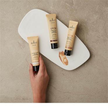 Sukin Tinted  Sunscreen SPF30  Light Medium 60ml