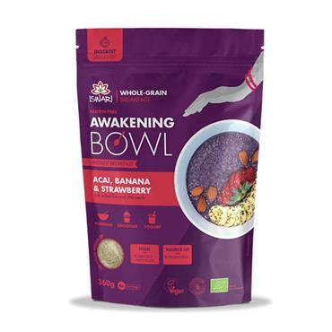 Iswari Awakening Bowl Breakfast Mix Acai & Banana 360g